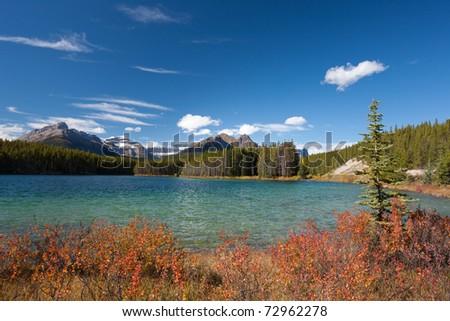 Beautiful Canadian Rockies, Alberta, Canada