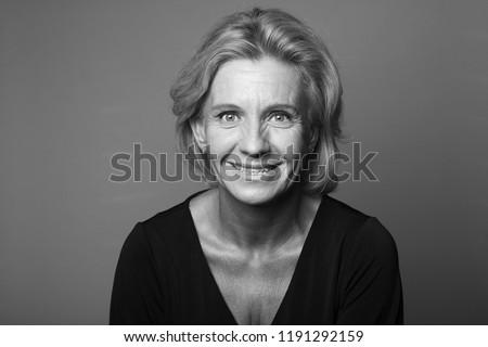 Beautiful caucasian woman #1191292159