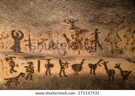 Cave paintings dating