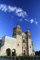 Beautiful church sky