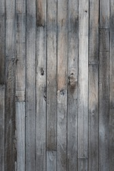 Beautiful classic nature wood plank texture background. Used editing for websites or articles. Close up suface brown wall.