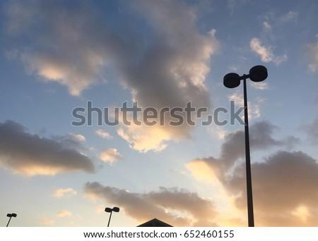 beautiful clouds  #652460155