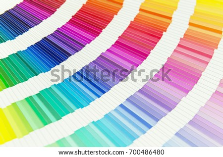 beautiful color swatches book 700486480 - Color Swatch Book
