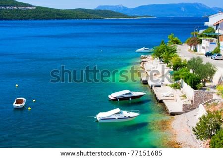 Adriatic Coast Croatia of Adriatic Coast Croatia