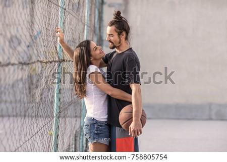 flirting games romance videos girls basketball