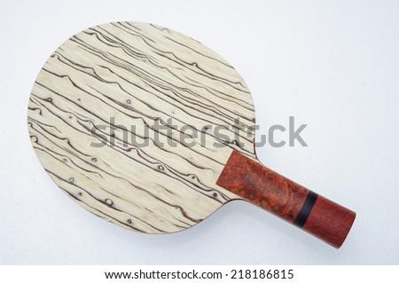 Beautiful custom table tennis racket