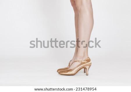 Beautiful dancer legs 2