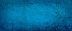 Beautiful dark blue stucco wall background with decorative space With space for text