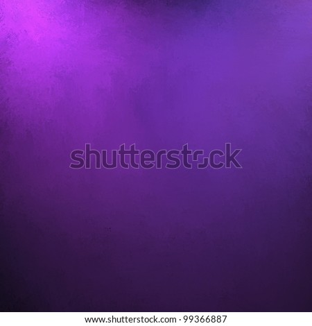 beautiful deep royal purple background with rich vibrant color and smooth vintage grunge texture of oil paint illustration with black vignette frame on border of design