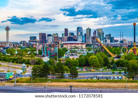 Beautiful Denver Pictures