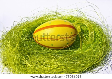 Beautiful easter eggs with great and amazing colors