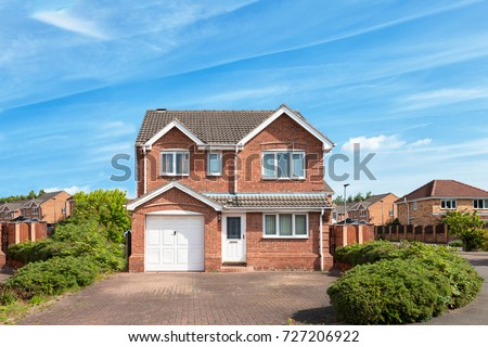 Beautiful english new house