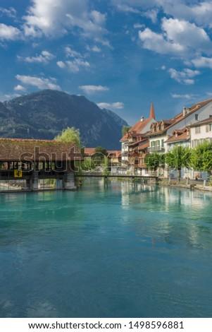 Beautiful exploration tour through the mountains in Switzerland. - Interlaken/Switzerland #1498596881