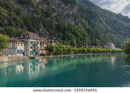 Beautiful exploration tour through the mountains in Switzerland. - Interlaken/Switzerland #1498596896