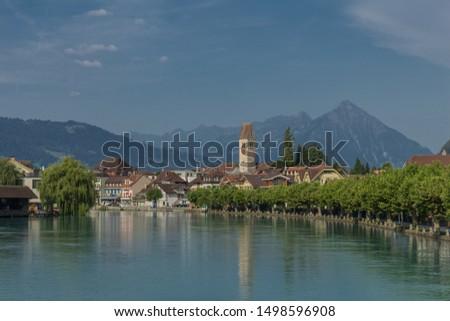 Beautiful exploration tour through the mountains in Switzerland. - Interlaken/Switzerland #1498596908