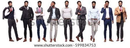 Beautiful Fashion Man Stock photo ©