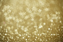 Beautiful festive abstract background with a lot of fivepointed stars