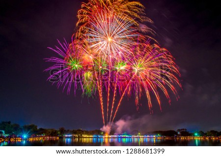 Beautiful firework pictures
