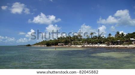 Beautiful Florida Keys with sun and romance