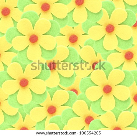 beautiful flowers decorative paper,background funny