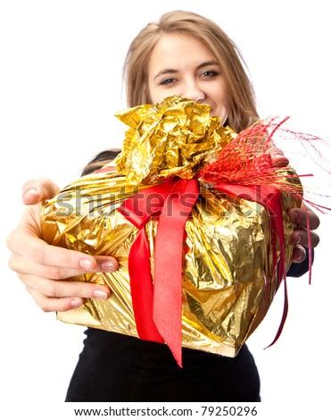 Какой подарок лучше подарить девушке
