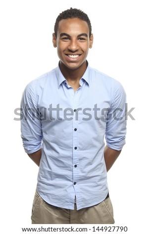 Beautiful happy Teenager