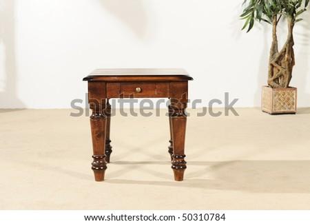 beautiful hard wood furniture