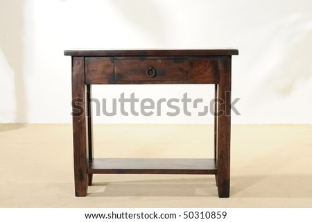 beautiful hard wood furniture