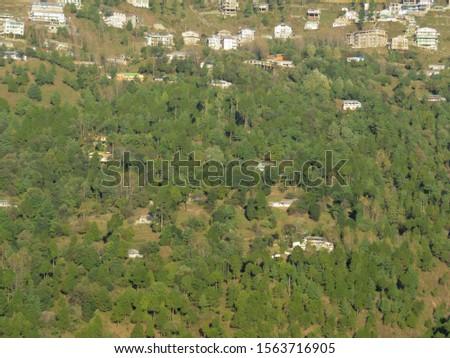 Beautiful Hills of Murree Hills