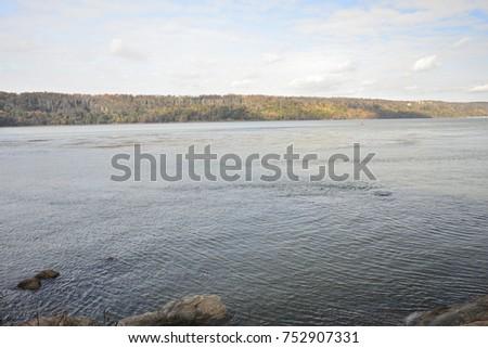 Beautiful Hudson River #752907331