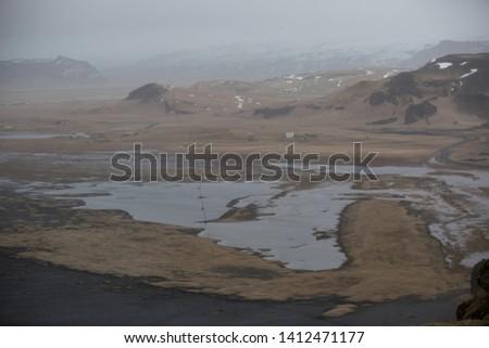 Beautiful Icelandic Landmarks - Landmarks and Buildings #1412471177