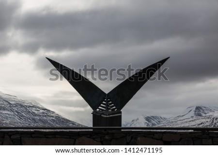 Beautiful Icelandic Landmarks - Landmarks and Buildings #1412471195