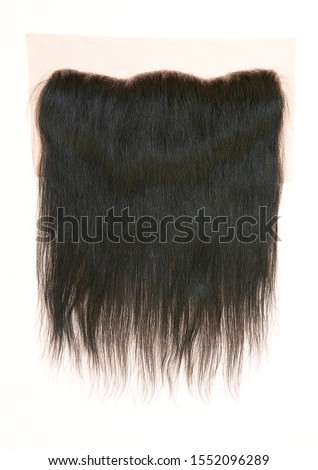 Beautiful Lace Frontal Closure Hair Piece- Straight #1552096289