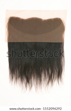 Beautiful Lace Frontal Closure Hair Piece- Straight #1552096292