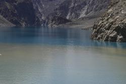 Beautiful lake at Kaghan Valley, Balakot, Mansehra, Khyber Pakhtunkhwa, Pakistan
