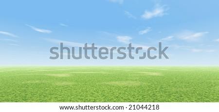 Beautiful landscape - Shutterstock ID 21044218
