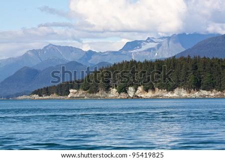 Beautiful Landscape in Juneau, Alaska