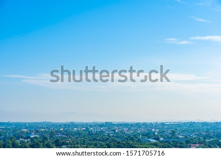 Beautiful landscape in Pattaya city chonburi Thailand #1571705716