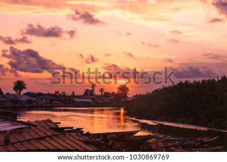 Beautiful Landscape of Nigeria States #1030869769