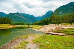 Beautiful Landscape View From Kakkayam Kozhikode Kerala