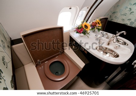 Padded Toilet Seats On Luxury Jets  Civil Aviation Forum  Airliners