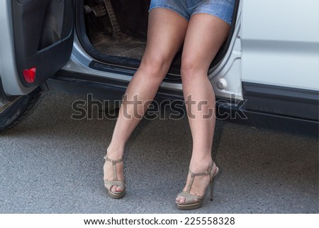 With woman their legs open sitting Body Language