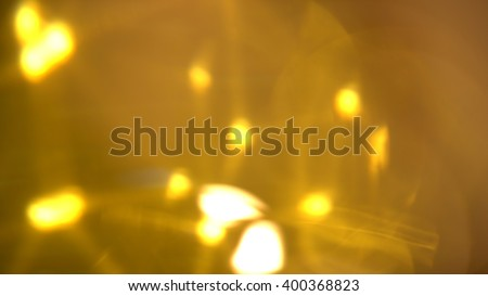 Photo of  Beautiful lens flares. Abstract background