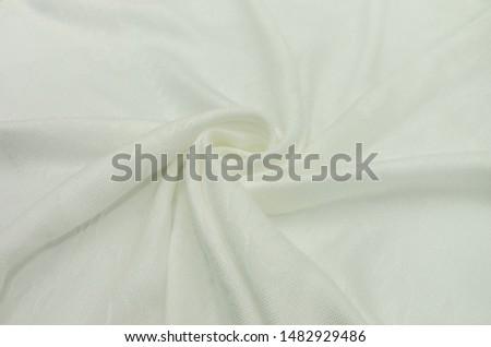beautiful, light fabric. Background with fabric.