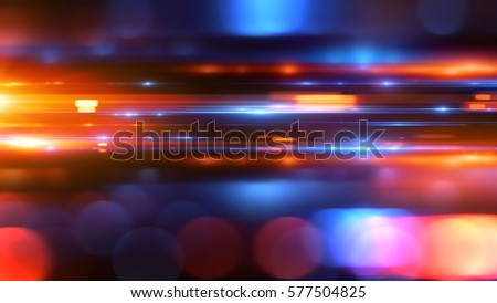 Beautiful light flares. Glowing streaks dark background. Luminous abstract sparkling lined radial background. light effect wallpaper. Elegant style. Web concept virtual cyberspace structure
