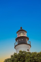 beautiful lighthouse from Key West in Florida