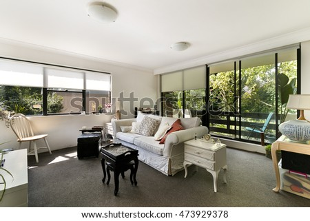 Beautiful Living room Architecture #473929378