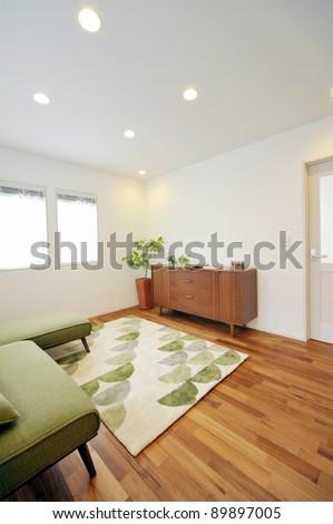 Beautiful Living Room in Luxury Home -3-1