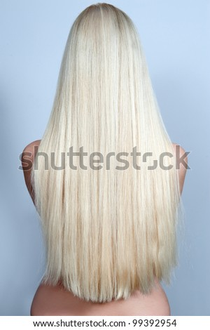 Beautiful long hair /woman