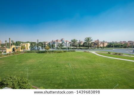 Beautiful luxury villas in dubai #1439683898